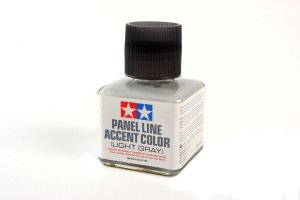 Panel Line Accent Color Cinza Claro Tamiya 40ml
