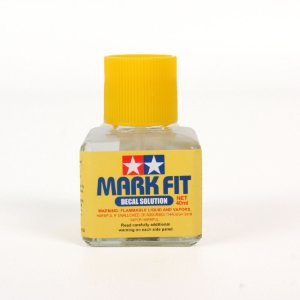 Amaciante de Decalque Mark Fit 40ml Tamiya