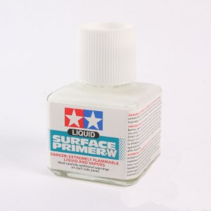 Liquid Surface Primer Branco Tamiya 40ml