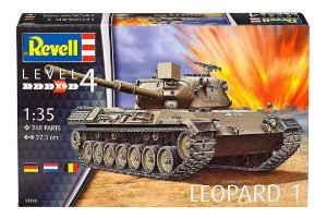 Tanque Leopard 1 1/35 Revell