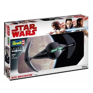 Sith Infiltrator Star Wars 1/257 Revell