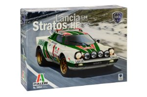 Lancia Stratos HF 1/24 Italeri