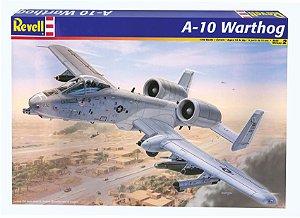 Caça Bombardeiro A-10 Warthog 1/48 Revell