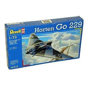 Asa Voadora Horten Go 229 1/72 Revell