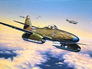 Caça Me-262 A-1a 1/72 Revell