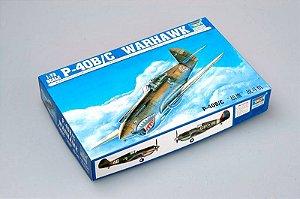 Caça P-40B/C Warhawk 1/72 Trumpeter
