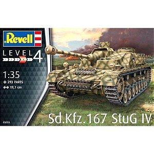 """Caça Tanque Sd.Kfz. 167 """"StuG IV"""""""