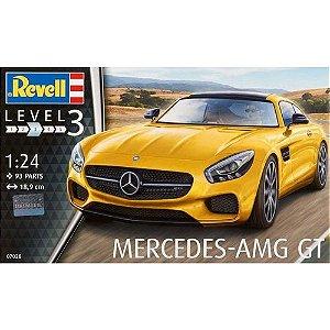 Mercedes AMG GT 1/24 Revell
