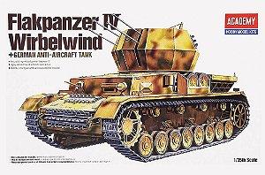 Flakpanzer IV Wirbelwind 1/35 Academy