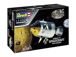 Módulo Lunar Apollo 11 Com Interior 1/32 Revell