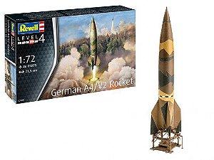 Foguete Alemão V2 1/72 Revell