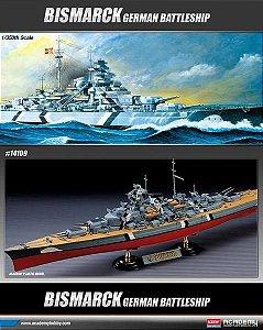 Encouraçado Bismarck 1/350 Academy Montado