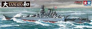 Encouraçado Japonês Yamato 1/350 Tamiya Montado