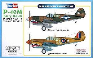 Caça P-40M 1/48 Hobby Boss