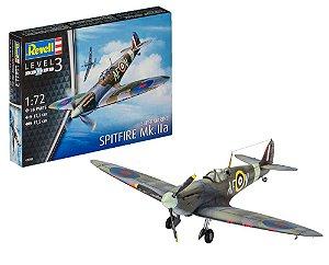 Caça Inglês Spitfire Mk.IIa 1/72 Revell