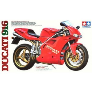 Motocicleta Italiana Ducati 916 1/12 Tamiya