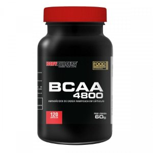 BCAA Bodybuilders 4800 - 120 Cápsulas