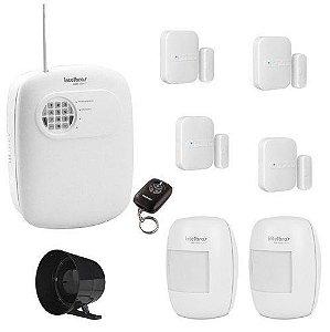 Kit de alarme Intelbras ANM 3004 e acessórios