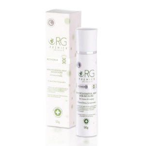 Nano Resveratrol Night Skin Antiaging