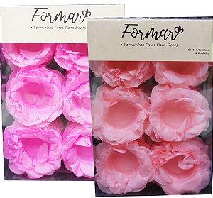 FORMINHA P/ DOCES C/ 40 - ROSA