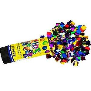 KIDS POPPER - Lançador de Confetes Mini