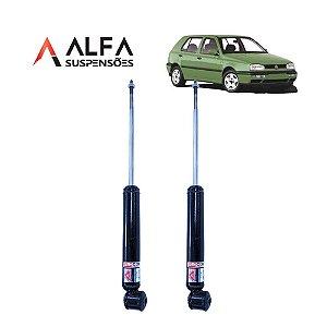 KIT TRASEIRO DE AMORTECEDORES ESPORTIVOS VW GOLF MK3 (1991/1999)