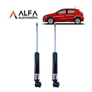 KIT TRASEIRO DE AMORTECEDORES ESPORTIVOS VW GOL G5+ (2009/...)