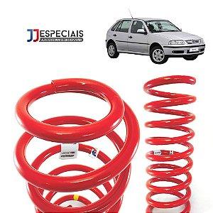 Jogo de Molas Esportivas VW GOL GERAÇÃO: III  1.0 TURBO (2001/2003)