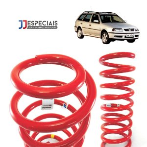 Jogo de Molas Esportivas VW PARATI GERAÇÃO: III  1.0 TURBO (2001/2003)