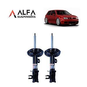 KIT DIANTEIRO DE AMORTECEDORES ESPORTIVOS VW GOLF MK4 (1999/2013)