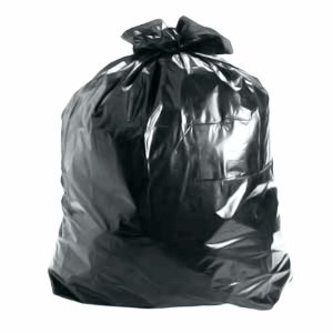 Saco de Lixo 15 Litros Preto