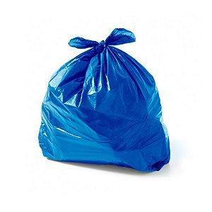 Saco de lixo 60 Litros Azul