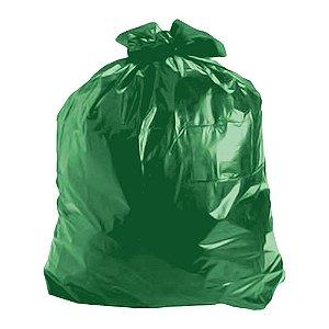 Saco de Lixo 100 Litros Verde