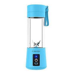 Liquidificador Portatil Blendjet 6 Laminas Azul