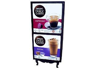 Suporte para 2 Caixas de Capsulas de Café DOLCE GUSTO