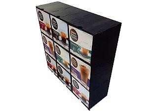 Suporte para 9 Caixas de Capsulas de Café DOLCE GUSTO
