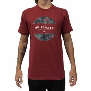 Camiseta Quiksilver Mixed Prints