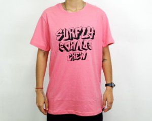 Camiseta Silk Surfly Pink