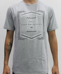 Camiseta Perfect Waves Lines