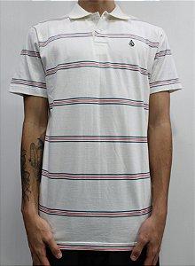 Camisa Polo Volcom Tehas