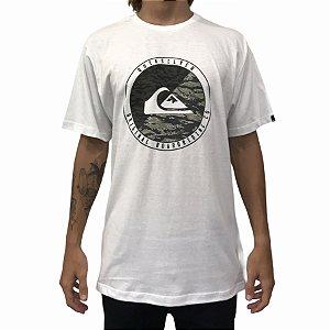 Camiseta Quiksilver Camo Board