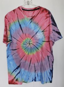 Camiseta Quiksilver Especial Tie Dye
