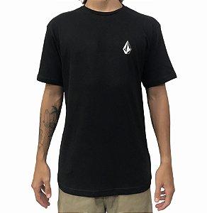 Camiseta  Volcom Deadly Stone Preta