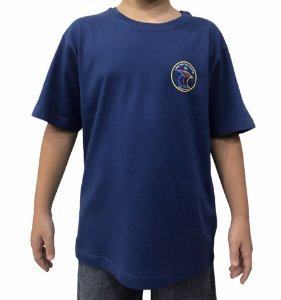 Camiseta Juvenil South To South Waves