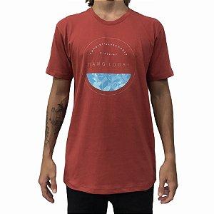 Camiseta Hang Loose Stamp Red