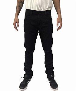 Calça Jeans Quiksilver Every Preta