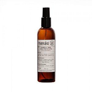 Banho a Seco Neutralizador de Odores Hipoalergênico, sem parabenos e sem sulfatos