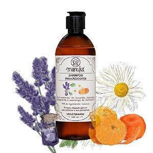 Shampoo Óleo Essencial e Manteiga de Murumuru Hipoalergênico, sem parabenos e sem sulfatos 500 ml