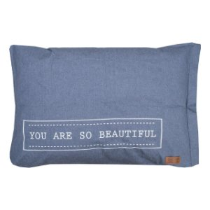 Capa de Cama Reciclada You are so Beautiful