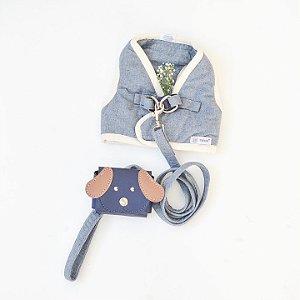 Peitoral Jeans